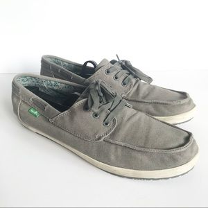 Sanuk Casa Barco  Boat Shoes
